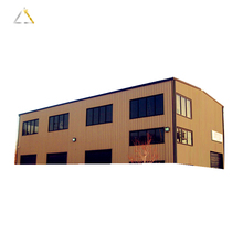Steel Structure Prefab Hotel Buildings With High Quality