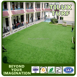 10mm PP fibrillated artificial grass, artificial turf, synthetic grass for roof