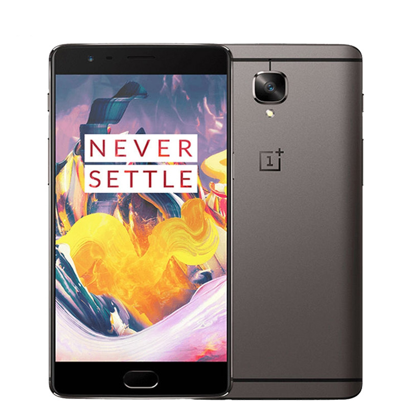 "Brand new Oneplus 3T A3010 LTE 4G Mobile Phone Snapdragon 821 5.5"" Android 6.0 6G RAM 64/128G ROM 16MP Fingerprint ID NFC"