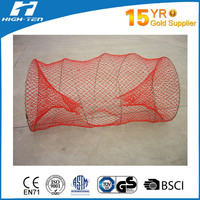 folded elastic shrimp trap, crab trap