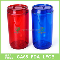 BPA free new products acrylic plastic soft drink cans