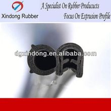 China professional manufacturer Epdm rubber sealing profile