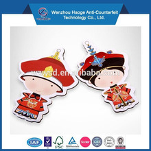 2014 hot design acrylic fridge magnet for promotion