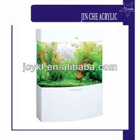 White Acrylic Aquarium, White Acrylic Fish Tank, Large Fish Tank
