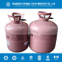 Newly Designed Disposable Low Pressure 30LB 13.4L Helium Tank