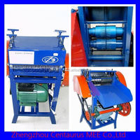 Good quality automatic copper scrap wire stripping machine with best price