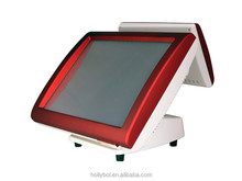 15 inch all in one LED touch screen pos system for retail/touch pos machine