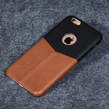 2017 New Luxury Genuine Leather mobile phone case from alibaba china for iphone 6/6 plus, iphone 7/7 plus, iphone 8/8 plus