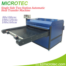 Microtec large press shirt steam press factory wholesale