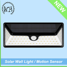 outdoor solar wall lighting led magnetic battery operated lights