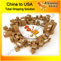 High competitive from china to salt lake city usa container shipping