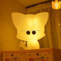 rechargeable battery operated LED night light decoration children lamps