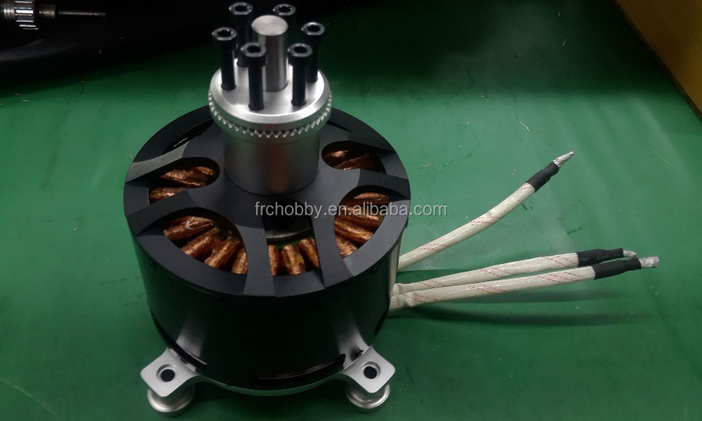 On sale 15KW MP12090 80KV brushless motor for electric skateboard