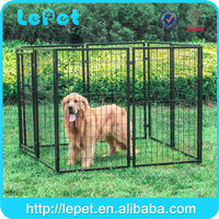 Manufacturer wholesale low price heavy duty large welded wire mesh dog enclosure