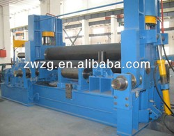 W11S rolling pipe bending machine with prebending and competive price