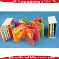 Competitive price hardcover book with perfect bound/hardcover children book
