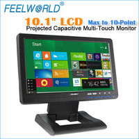 "10.1"" Capactitive vga hdmi lcd monitor touch screen for laptop"
