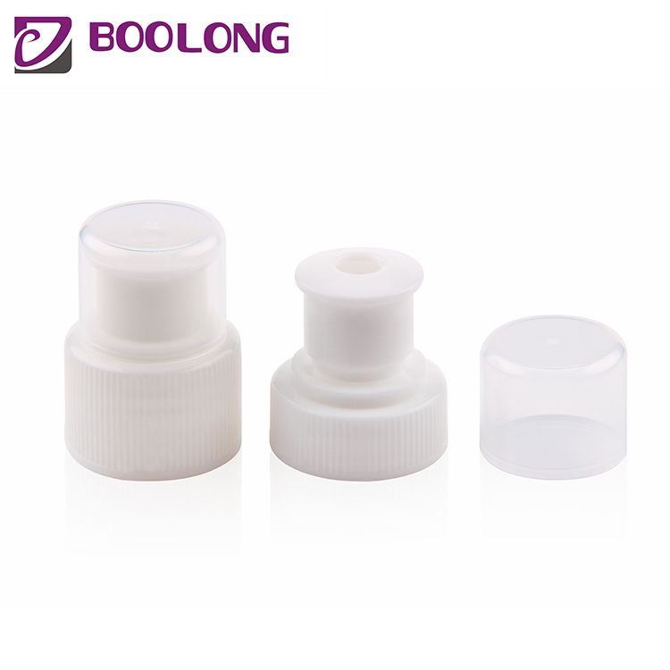 yuyao Bloopak water bottle push pull cap