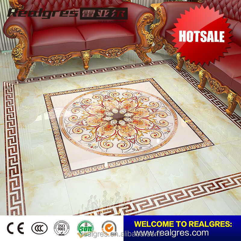 Durable Cheapest mirror polished porcelain tiles