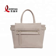 2018 Factory pricecheap promotional bags the most popula beauty simple pink bag women ladies handbag low moq