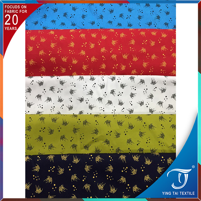 cotton printed Home Textile ,TS3-1-7