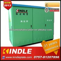 Kindle custom metal distribution wall mount electric cabinet