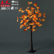 Hot sale artificial maple tree leaf,fake leaves