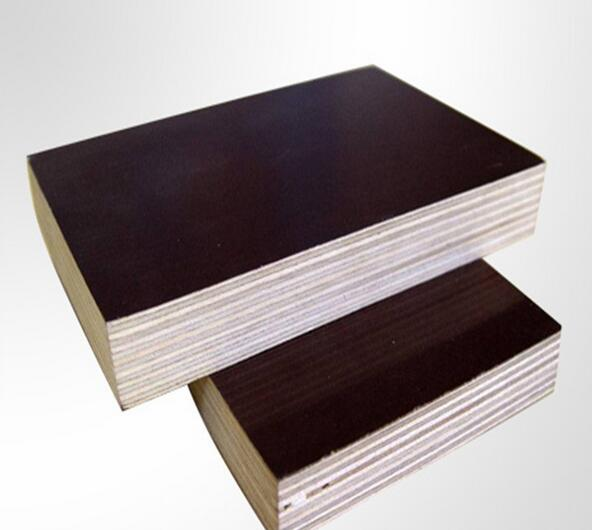 Film coated plywood black film faced plywood phenolic film faced plywood