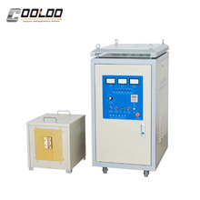 Portable induction heating equipments for industrial induction heating plate