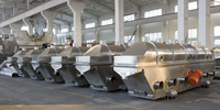 New condition Coconut powder fluid bed dryer for sale