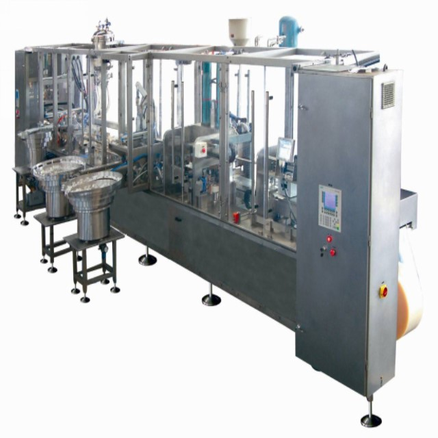 Pharmaceutical Plastic Bag IV Fluid Plant Turnkey Project