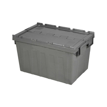 Factory Supplier All Size Flip Lid Waterproof Plastic Container With Lock
