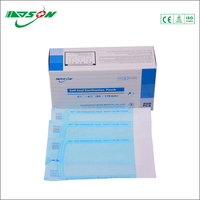Guangzhou medical supplier sterile self sealing plat pouches
