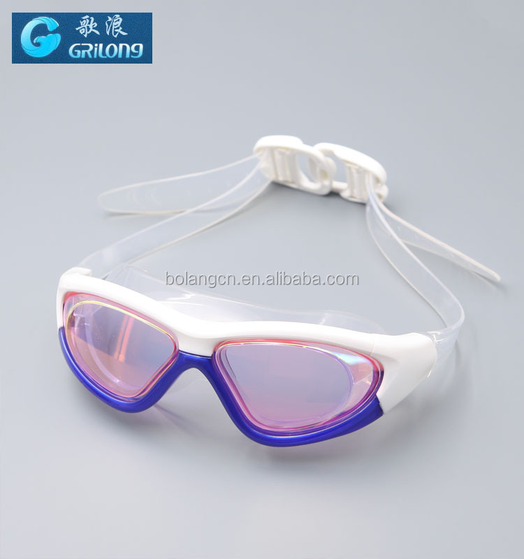 Crystal glass coating for waterproof swim goggle best liquid eyecup swim glass