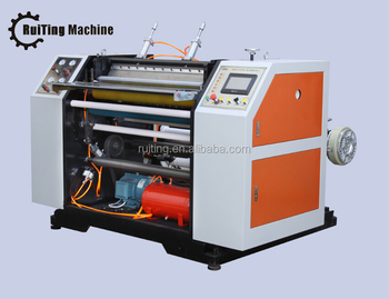 RTFD-900 atm pos thermal paper roll slitting machine