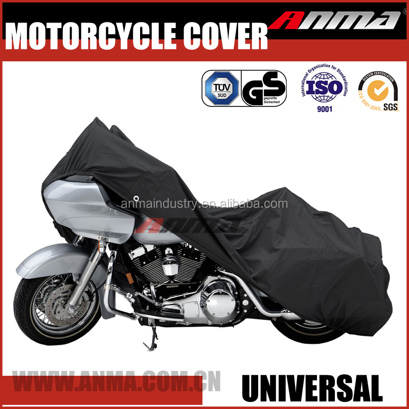 POLYESTER Wholesale inflatable waterproof motorcycle cover