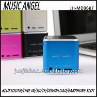 bluetooth portable mini speaker computer speaker super bass hi-rice audio remote control
