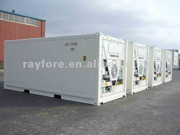 40ft new freezer container 20ft new reefer container