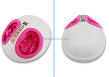 Alike EGGS shape electric foot massager with kneading and air pressure and heating