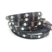 IP68 waterproof 12v ws2815 addressable <strong>rgb</strong> 5050 flexible led strip