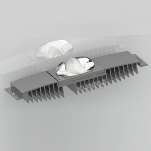 ip67 high brightness cob led module with lens for street light