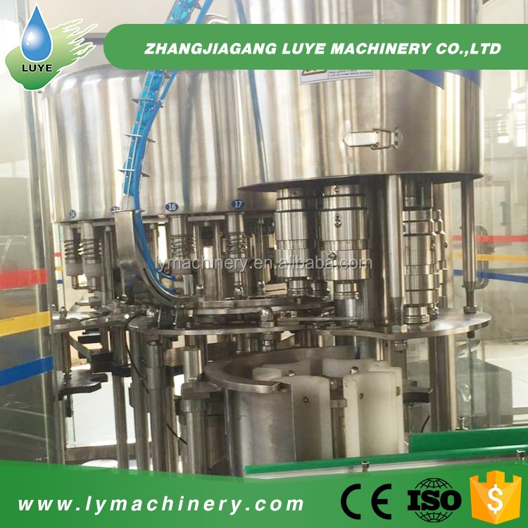 Automatic Big Package Sachet Liquid Water Packaging Machine