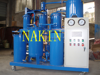NAKIN TYA Vacuum Oil Recycling Unit to Restore Degrade Lubricating Oil