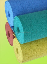 China top supplier hot selling rubber flooring for garage