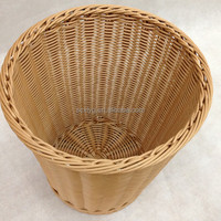 Eco Friendly Environment Oval Wicker Fruit