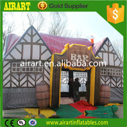 Hot sale large inflatable tent customized giant inflatable tent for events/advertising/exhibition