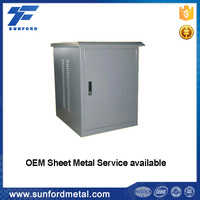 Custom Fabrication Services Sheet Metal Box