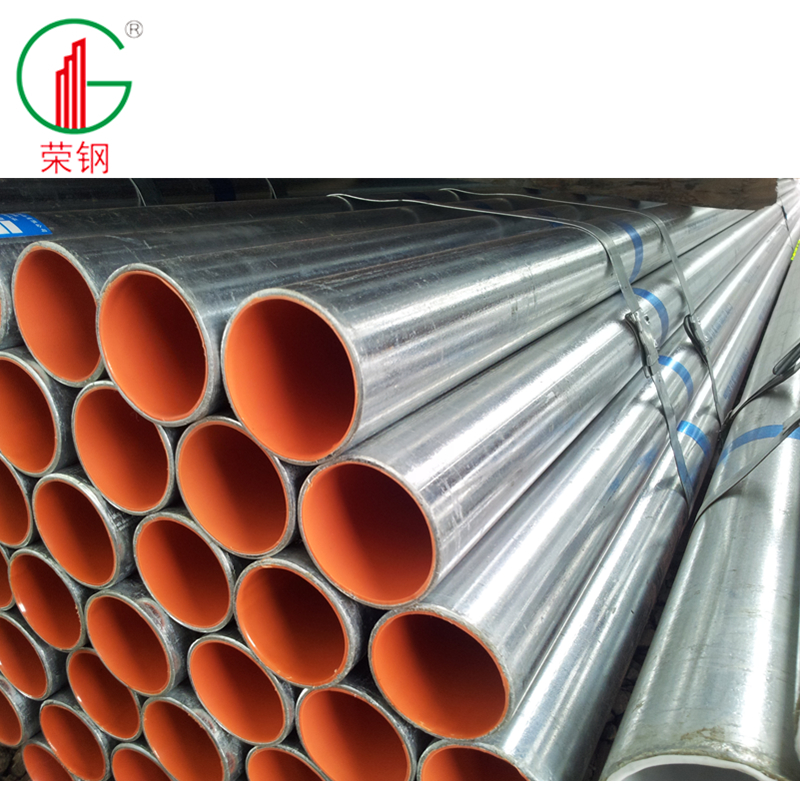 Hot water plastic coated casing tube 24 inch steel pipes weight