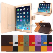 Alibaba Wholesale Portable for iPad Air 5 Cases, for iPad Case Cover Leatther Smart