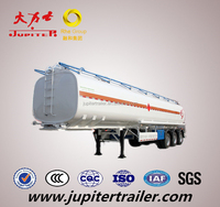 Hot Selling 3 Axle African Oil Tanker Semi Trailer